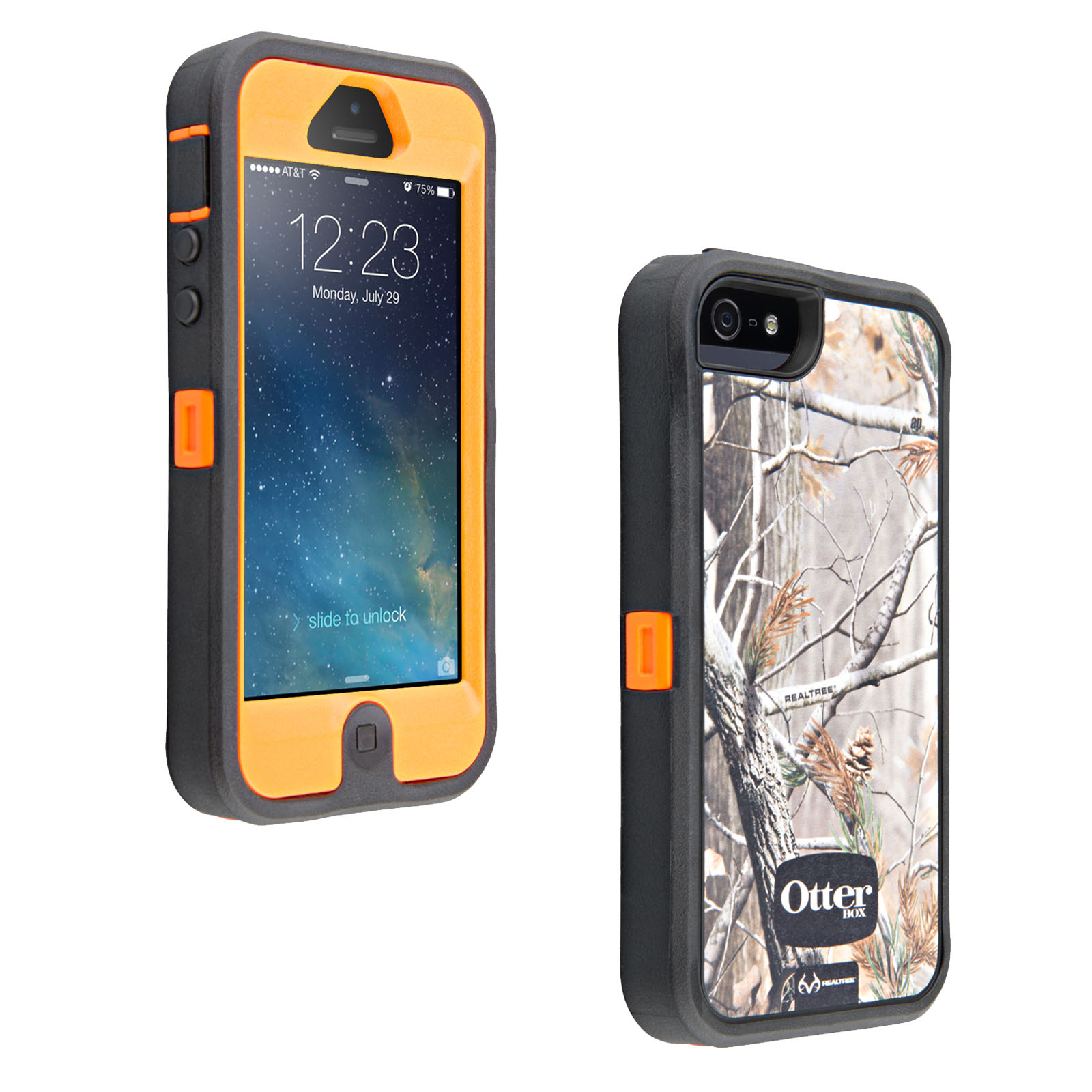 otterbox defender series case for apple iphone se 5s 5