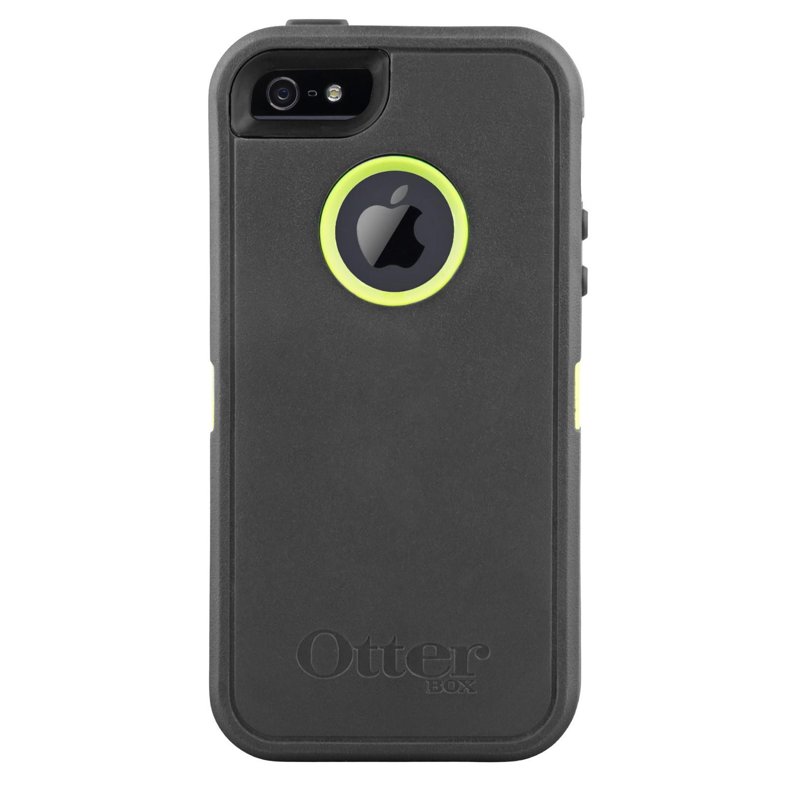 otterbox defender series case for apple iphone se 5s 5. Black Bedroom Furniture Sets. Home Design Ideas