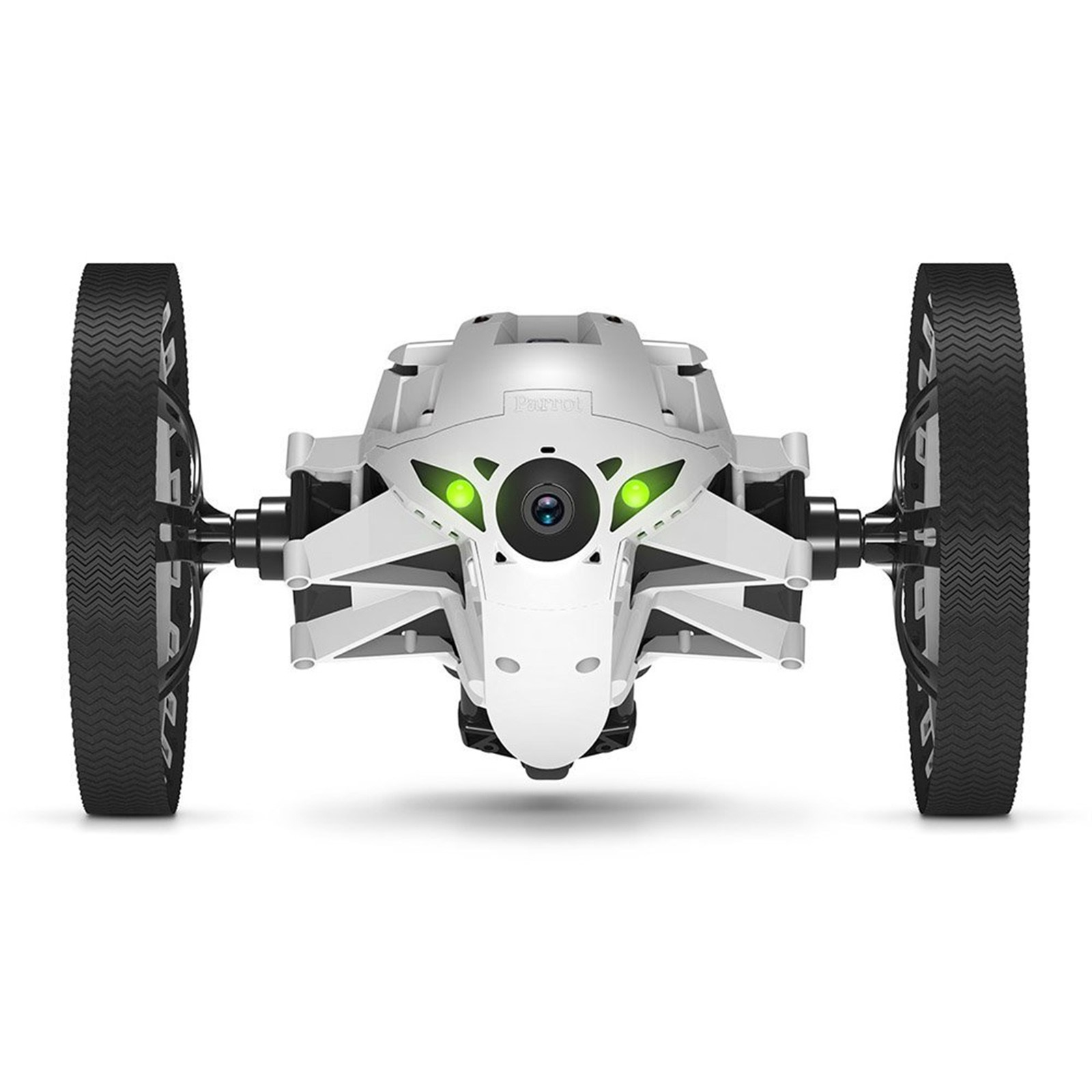 Parrot Mini Drone Jumping Sumo RC Vehicle with Wide-Angle Camera